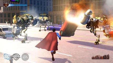 Супермен игра на пк скачать торрент