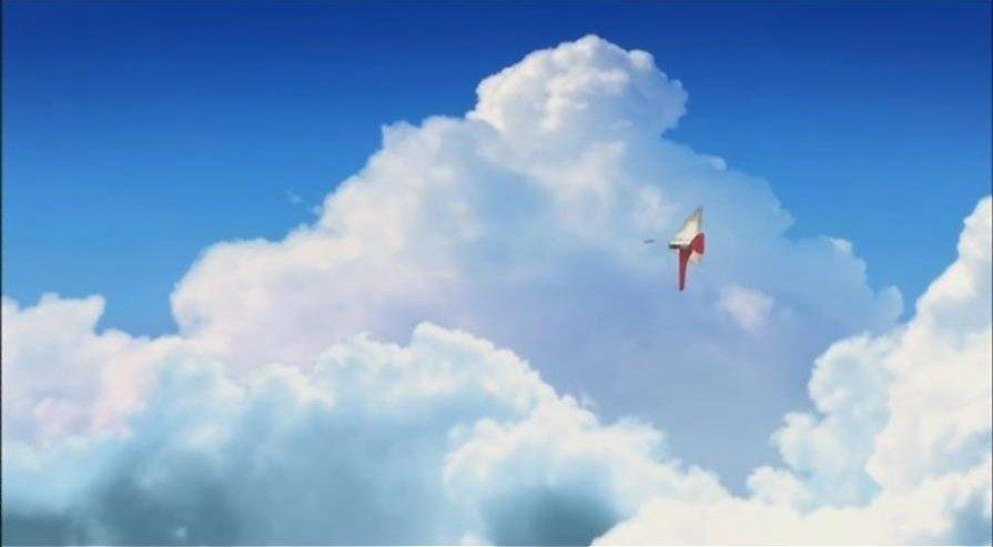 Посмотрите на небо, когда тучи заволакивают его, и представьте, что вы видите яркую и чистую синеву в последний раз… .... - Изображение 3