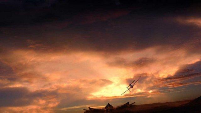 Посмотрите на небо, когда тучи заволакивают его, и представьте, что вы видите яркую и чистую синеву в последний раз… .... - Изображение 2
