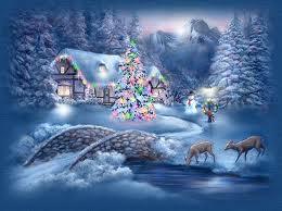С Рождеством Христовым я Вас поздравляю!Счастья и здоровья, блага всем желаю,Святости, лукавства - в меру чтоб всего ... - Изображение 2