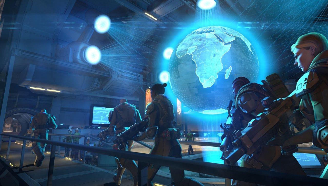 Сайт Game Informer опубликовал первые скриншоты из недавно анонсированной стратегии XCOM: Enemy Unknown, одновременн ... - Изображение 1