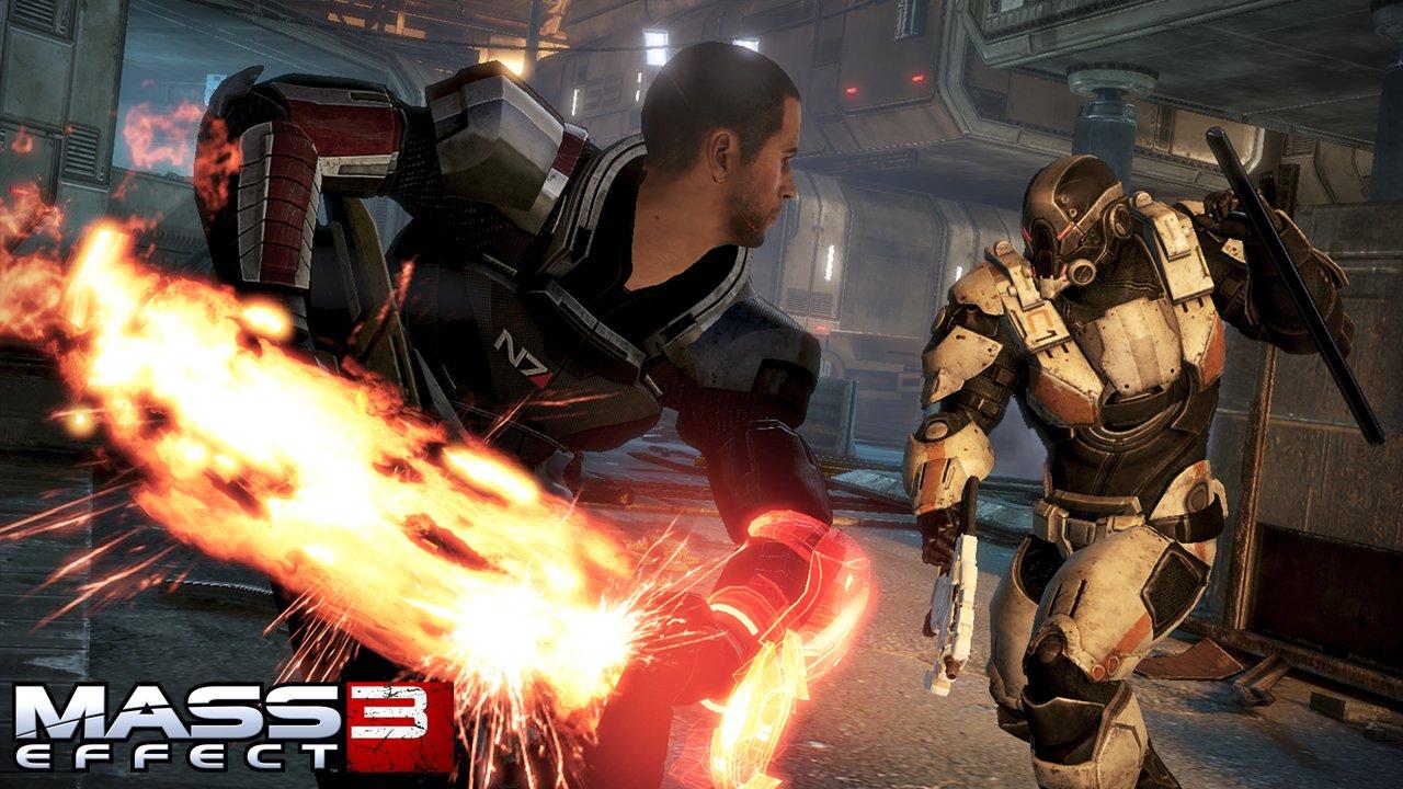 Представитель BioWare подтвердил, что студия собирается выпустить демо версию Mass Effect 3 до релиза полноценной иг ... - Изображение 1