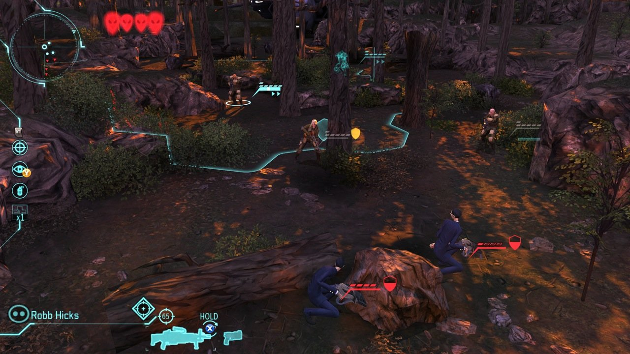 Сайт Game Informer опубликовал первые скриншоты из недавно анонсированной стратегии XCOM: Enemy Unknown, одновременн ... - Изображение 2