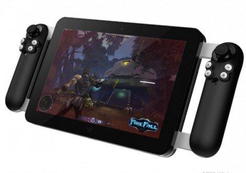 Компания Razer показала на выставке CES свою разработку - Project Fiona: планшет под управлением операционной систем ... - Изображение 1