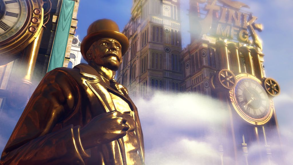 Создатель серии Bioshock Кен Левайн сообщил, что следующая часть этого замечательного франчайза, Bioshock Infinite,  ... - Изображение 1