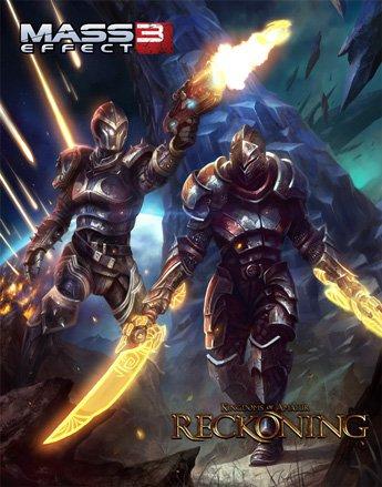 Играйте в Kingdoms Amalur: Reckoning ™ и Mass Effect 3 демо, чтобы разблокировать эксклюзивных предметов для обеих и ... - Изображение 1