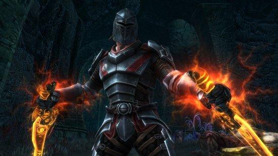 Издательство Electronic Arts, издающее Mass Effect 3 и Kingdoms of Amalur: Reckoning, решило связать эти два проекта ... - Изображение 1