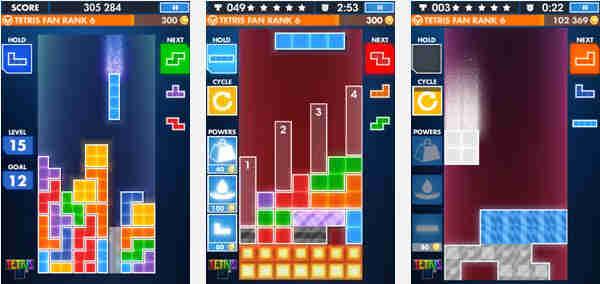 EA Mobile™, подразделение Electronic Arts Inc., (NASDAQ: ERTS) и The Tetris Company, LLC объявляют о запуске обновле ... - Изображение 1
