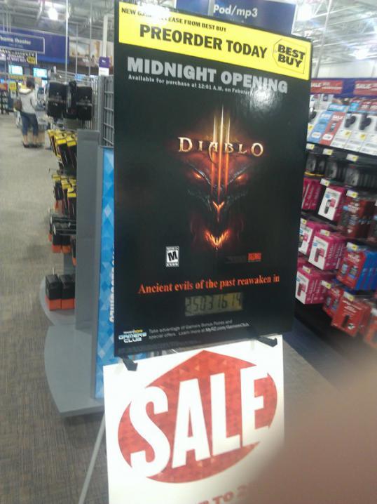 Надежды на скорый выпуск Diablo III были разрушены.В сообщение в Twitter'e Diablo III комьюнити-менеджер Micah Whipp ... - Изображение 1