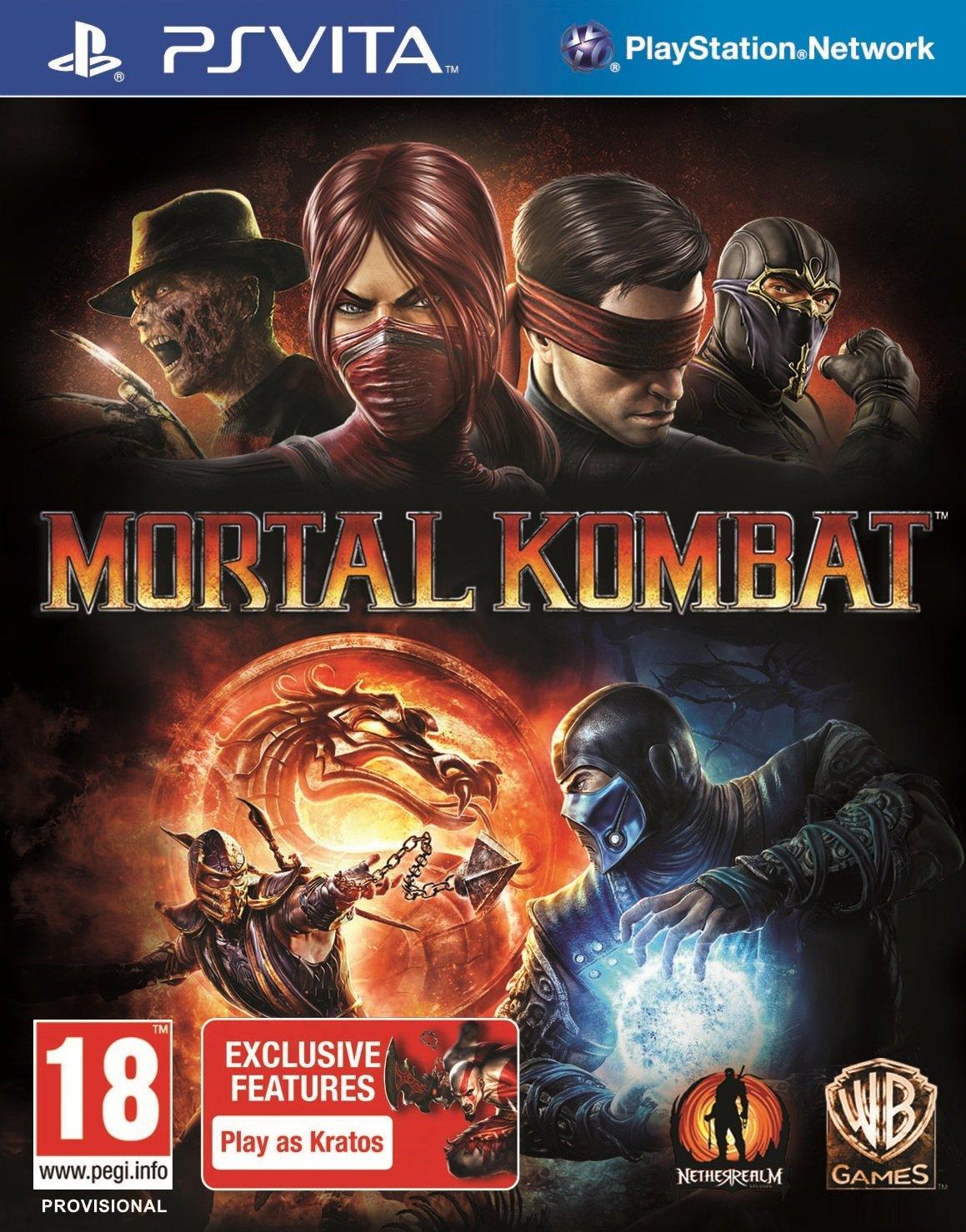 Сегодня состоялся официальный анонс игры из серии Mortal Kombat для новой портативной консоли от Sony, но к сожалени ... - Изображение 1