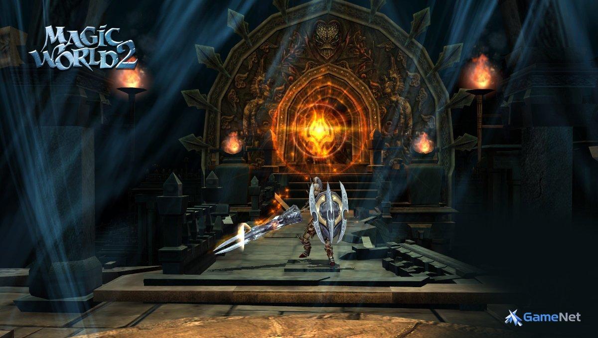 Наконец появилась информация по русской версии игры.В России локализацией проекта Magic World 2 займется компания Ga ... - Изображение 1