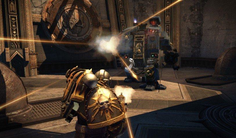 Издательство THQ анонсировало новое дополнение к прошлогоднему слава-императору-шутеру Warhammer 40.000: Space Marin ... - Изображение 1
