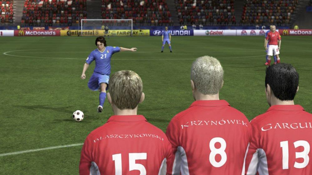 Скриншоты uefa euro 2012