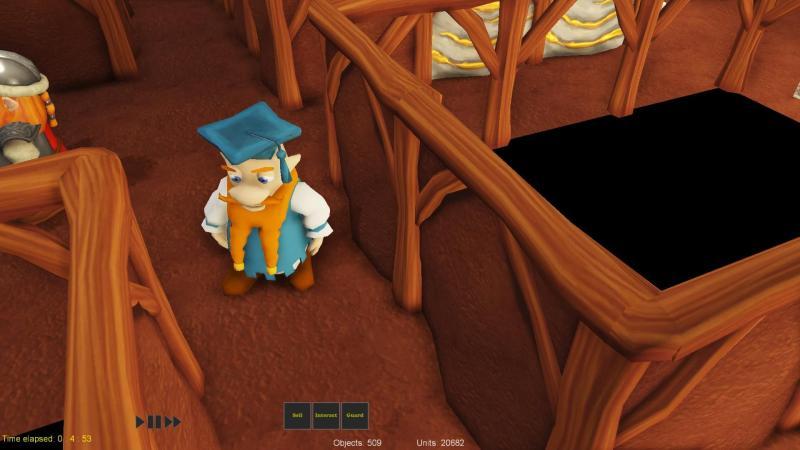 Компания Paradox Interactive анонсировала новую смесь из стратегии и менеджмента под названием A Game of Dwarves. В  ... - Изображение 1