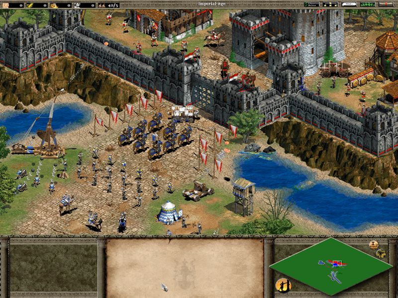 Age of empires бесплатно