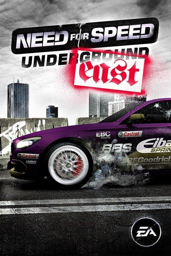 Недавно в сеть попала обложка новой части Need for Speed, под названием Undeground East, после чего издательство ЕА  .... - Изображение 1