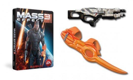 Продолжаем тему о бонусах, предлагаемых покупателям Mass Effect 3. Недавно появилась новость о новом издании, под на ... - Изображение 1