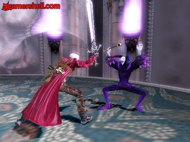 Devil May Cry 3.