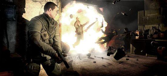 Главный продюсер симулятора снайпера Sniper Elite V2 Стив Харт (Steve Hart) в интервью GamerZines заявил, что рынок  ... - Изображение 1