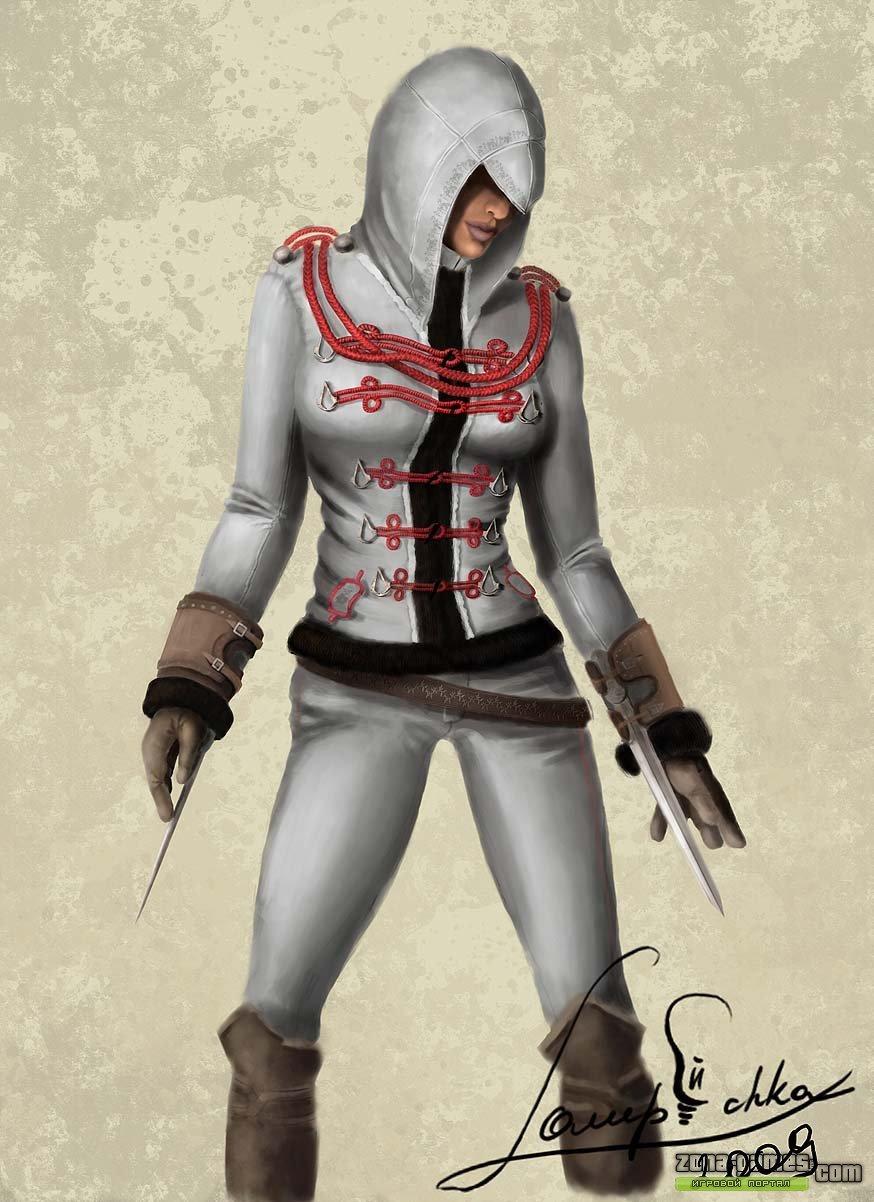 Филипп Бержерон(Philippe Bergeron) из Ubisoft рассказал о возможных вариантах сеттинга для третьей части Assassin's  ... - Изображение 1