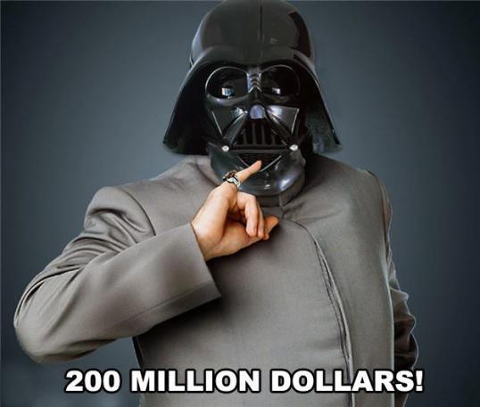 Стали известны некоторые очень удивительные цифры о MMO Star Wars: The Old Republic от компании BioWare. Из газеты L ... - Изображение 1