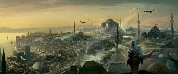 """Глава Ubiosft, Ив Гиллемот, пообещал, что Assassin's Creed III, будет """"самым большим среди всех""""... естественно ране ... - Изображение 1"""