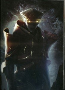 Еще с выхода первой части Mass Effect мы гадали - как же выглядит раса Протеан - древнейших строителей галактики, по ... - Изображение 3
