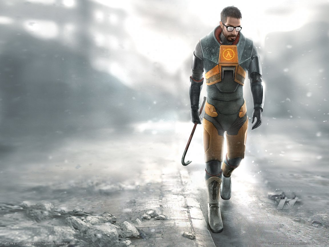Здесь я хочу поведать вам об итогах последних лет, связанные со вселенной Half-Life.________________________________ ... - Изображение 1