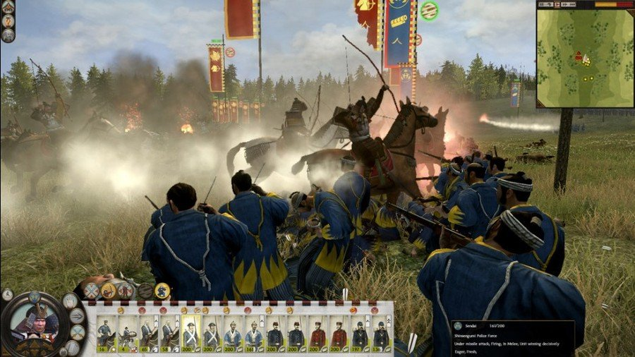 Shogun 2 Total War Игру