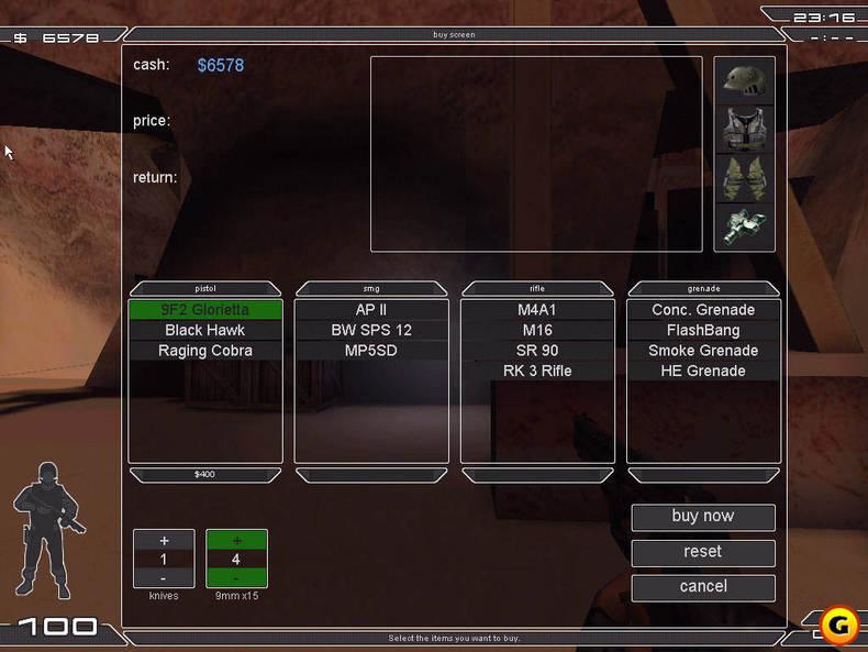 Сейчас наверное мало кто помнит эту игру, а ведь именно она была достойным соперником Counter Strike 1.6 в те недавн ... - Изображение 3