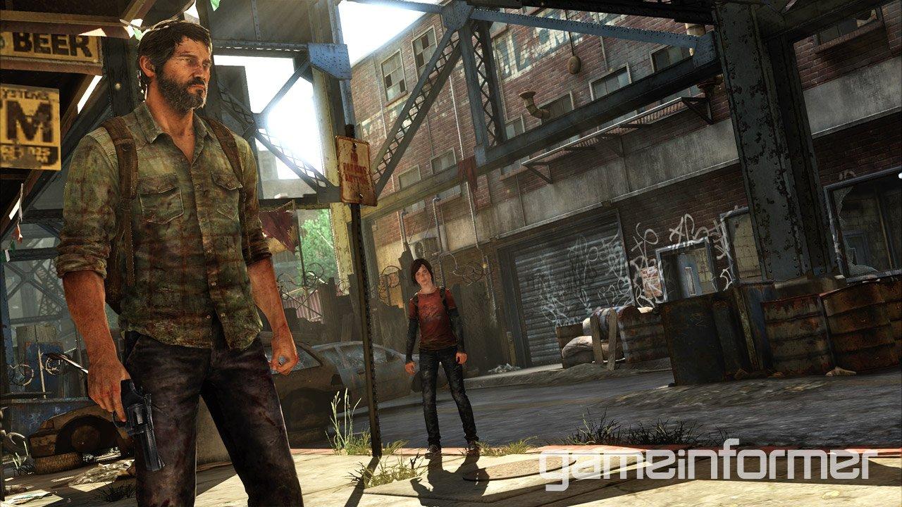Студия Naughty Dog торжественно открыла информационные шлюзы. Накануне в Сеть потоками хлынули новые подробности из  ... - Изображение 2
