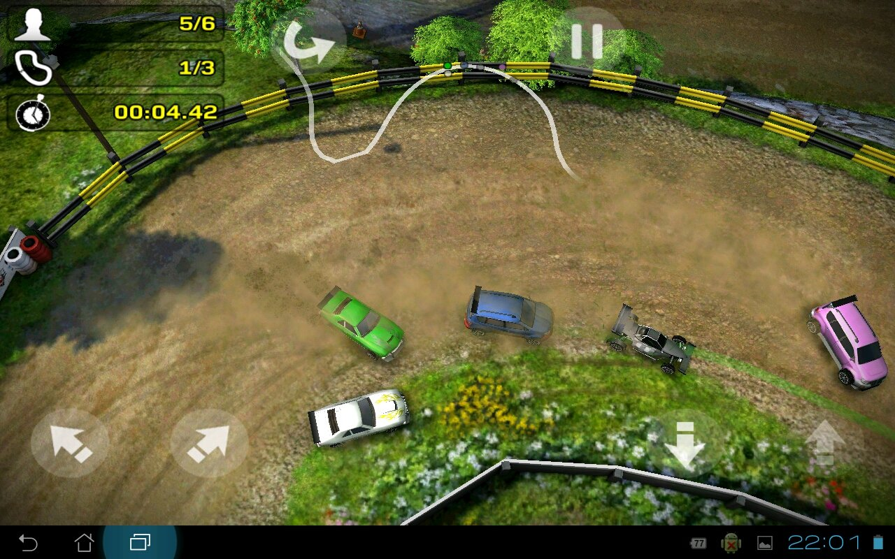 Здравствуйте, дорогие канобувчане. Представляю вашему вниманию обзор на игру Reckless Racing 2.  Игр на мобильные пл ... - Изображение 2