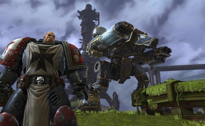 Компания THQ огласила, что испытывает проблемы с разработкой проекта Warhammer 40 000: Dark Millenium Online.  Сейча ... - Изображение 1