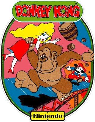 Всем привет!Хотел бы рассказать вам об игре Donkey Kong.  Donkey Kong - игра,выпущенная в далеком 1981 году,изначаль ... - Изображение 1