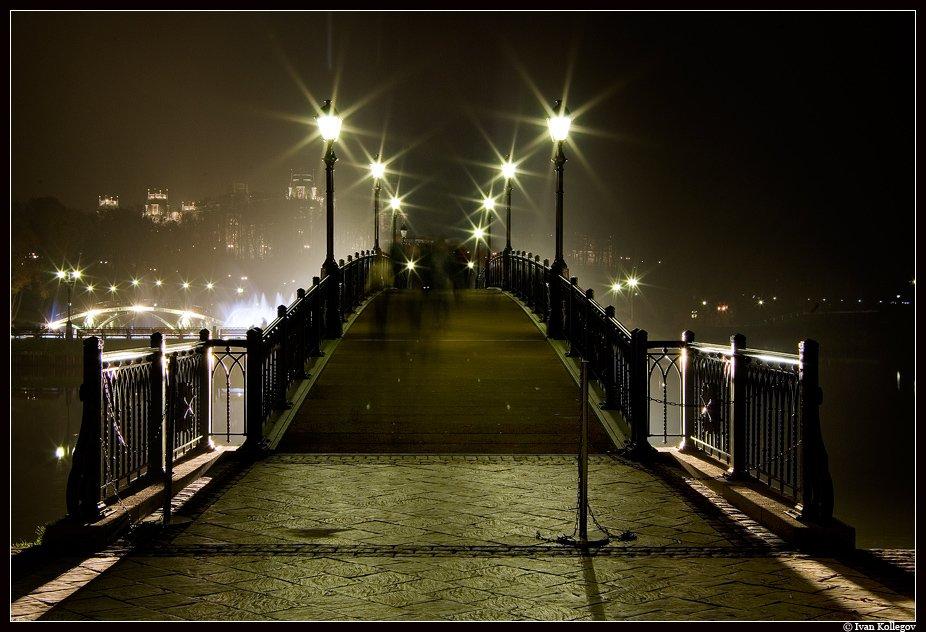 Зачем  мне все это?- Август сидел на краю ночного моста, держа в левой руке полупустую бутылку от виски. - Что я теб ... - Изображение 1