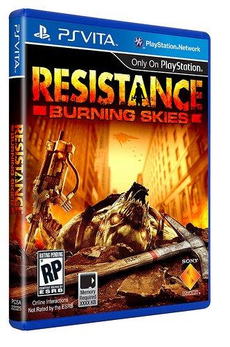Sony назвала дату выхода Resistance для PS Vita - Изображение 1