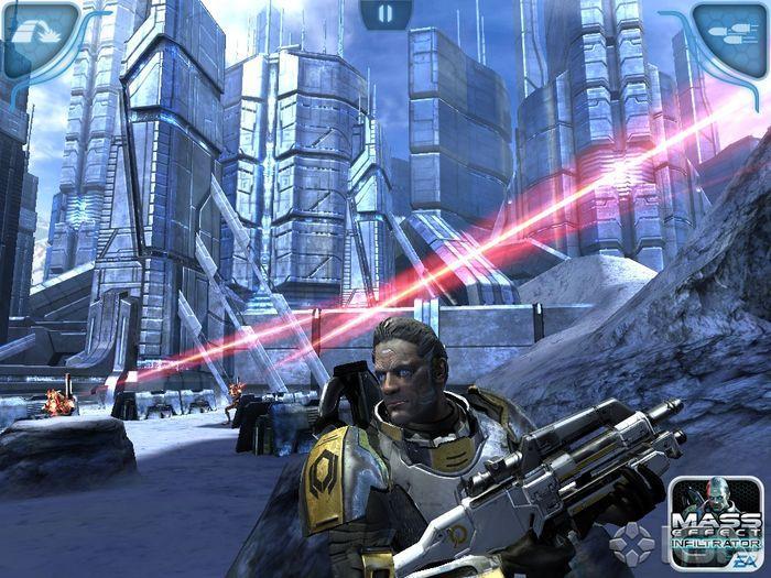 Компания Electronic Arts сообщила о разработке шутера Mass Effect Infiltrator для iOS-устройств. Проект будет работа ... - Изображение 1