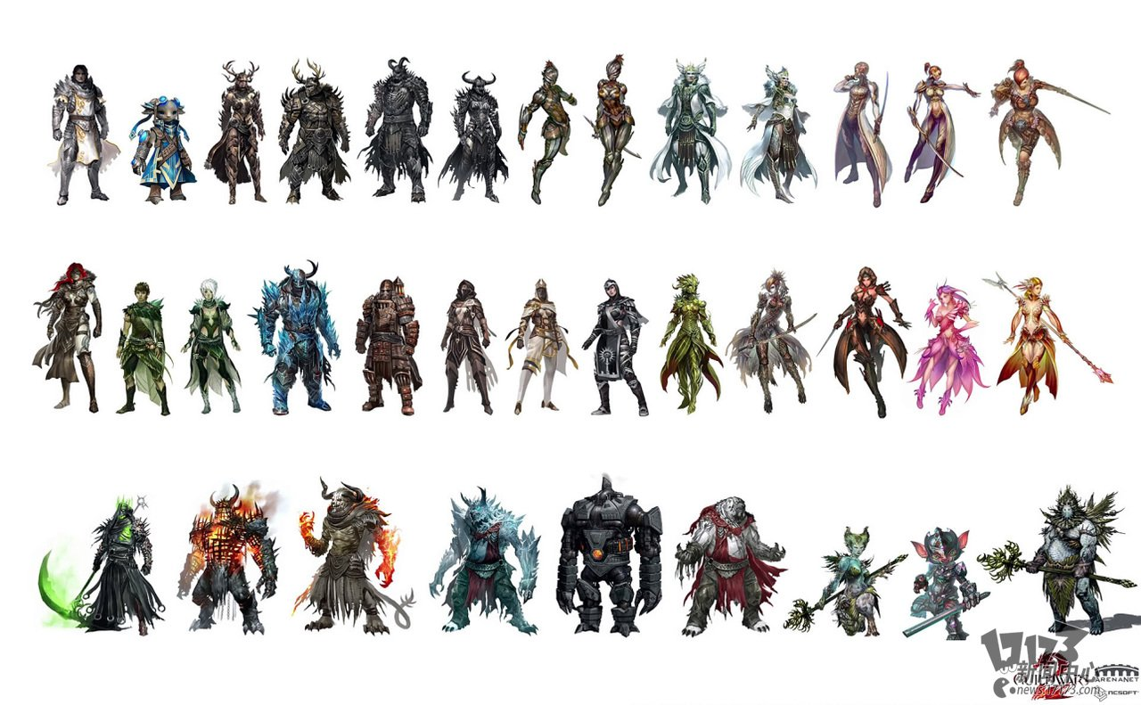 Первые тесты игры Guild Wars 2 пройдут в феврале. И пока можно обсуждать то, да се по этой игре. Вот например, когда ... - Изображение 1