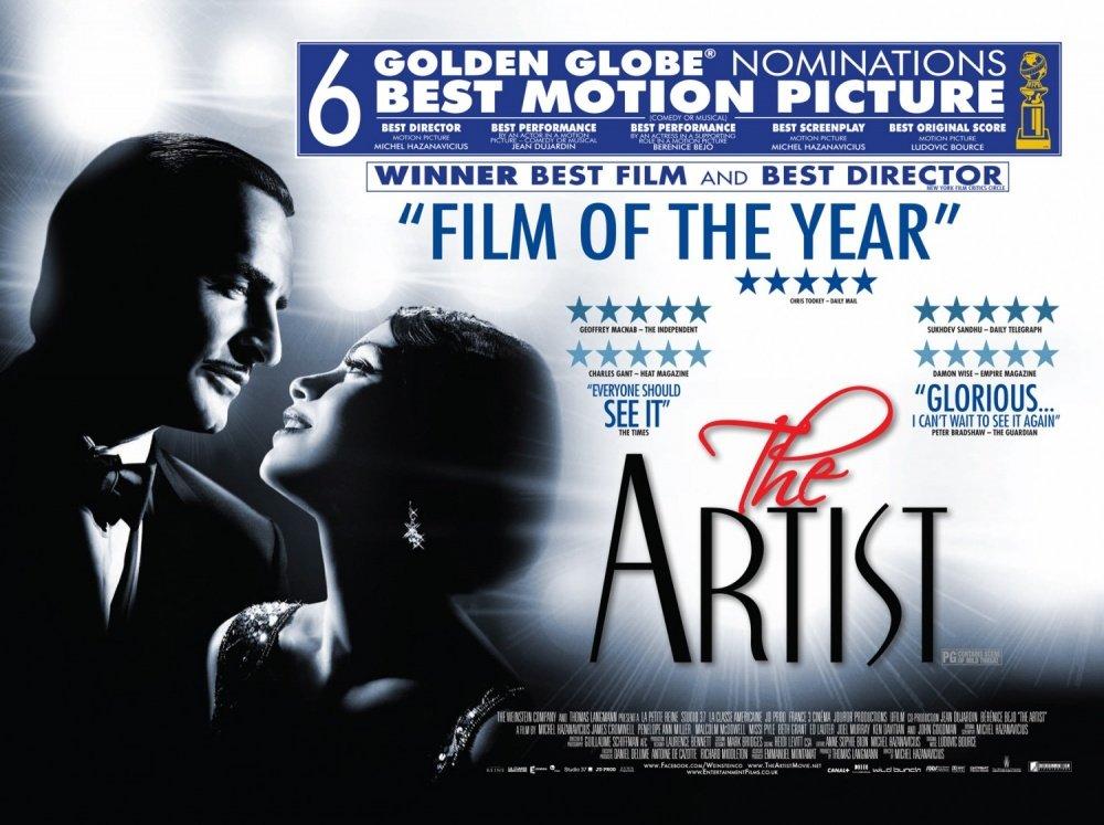 """""""Артист"""" / """"The Artist""""Любовь как в кино.  Чего не хватает современным кинематографистам, так это смелости. При попы ... - Изображение 1"""