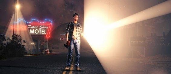 """Совсем недавно в продажу поступил """"Alan Wake"""" для PC и уже занимает первое место в ежегоднем Steam's Daily Charts. М ... - Изображение 1"""