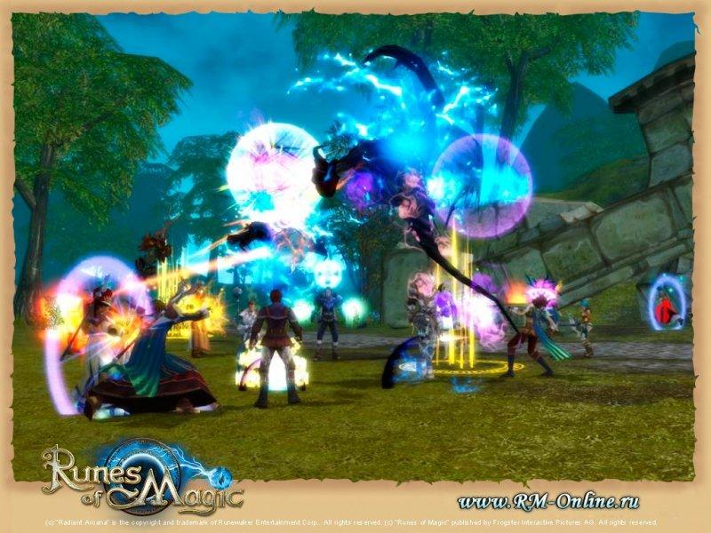 Как уже известно, 15 февраля на сервера Runes of Magic было установлено обновление – патч 4.0.6 - «Фестиваль сказок» ... - Изображение 1