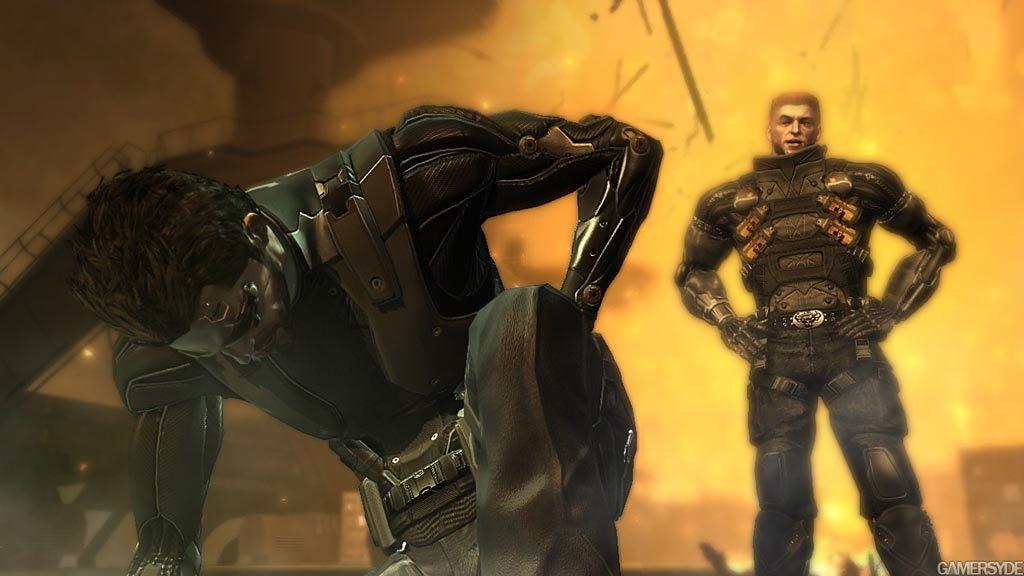 """Всем привет, я новый пользователь """"Канобу"""" и хотел бы не много поговорить об игре, а именно о Deus Ex: Human Revolut ... - Изображение 1"""