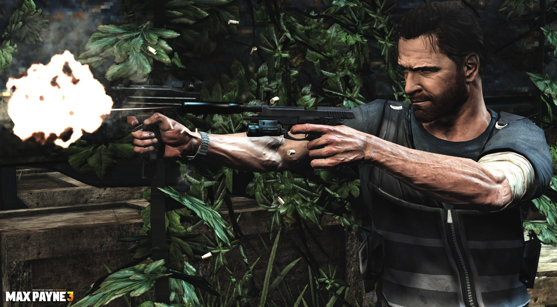 """Скриншоты PC-версии Max Payne 3: три """"отличия"""" - Изображение 1"""