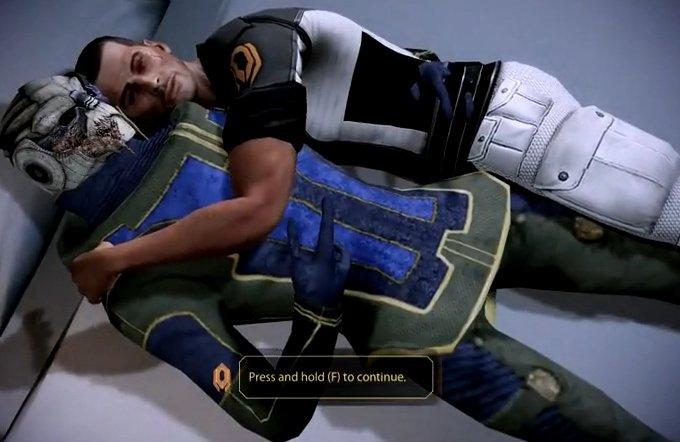 Основатели студии BioWare – Рей Музика и Грег Зещук – честно признались, что разработчики Mass Effect 3, добавив к и ... - Изображение 1
