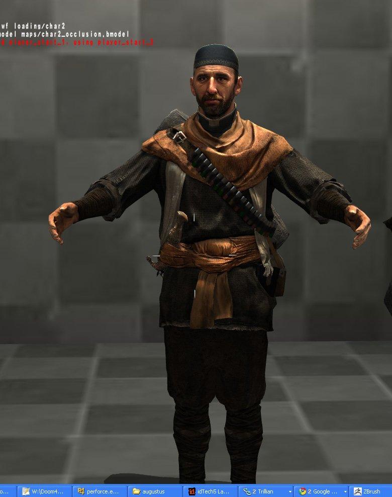 Анонимный источник обнародовал 170 изображений Doom 4. - Изображение 2