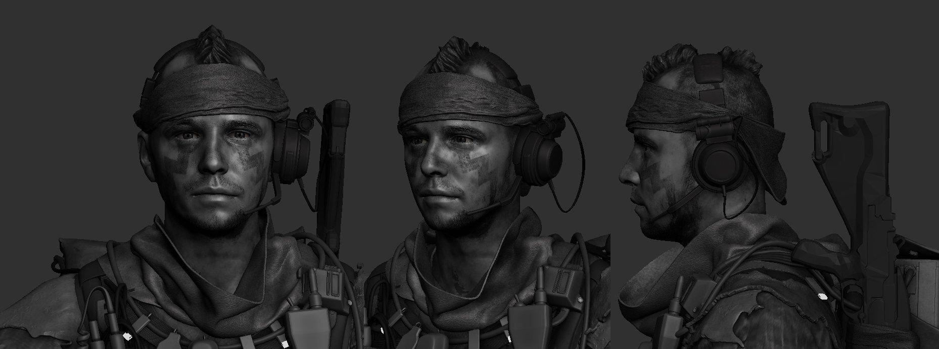 Анонимный источник обнародовал 170 изображений Doom 4. - Изображение 1