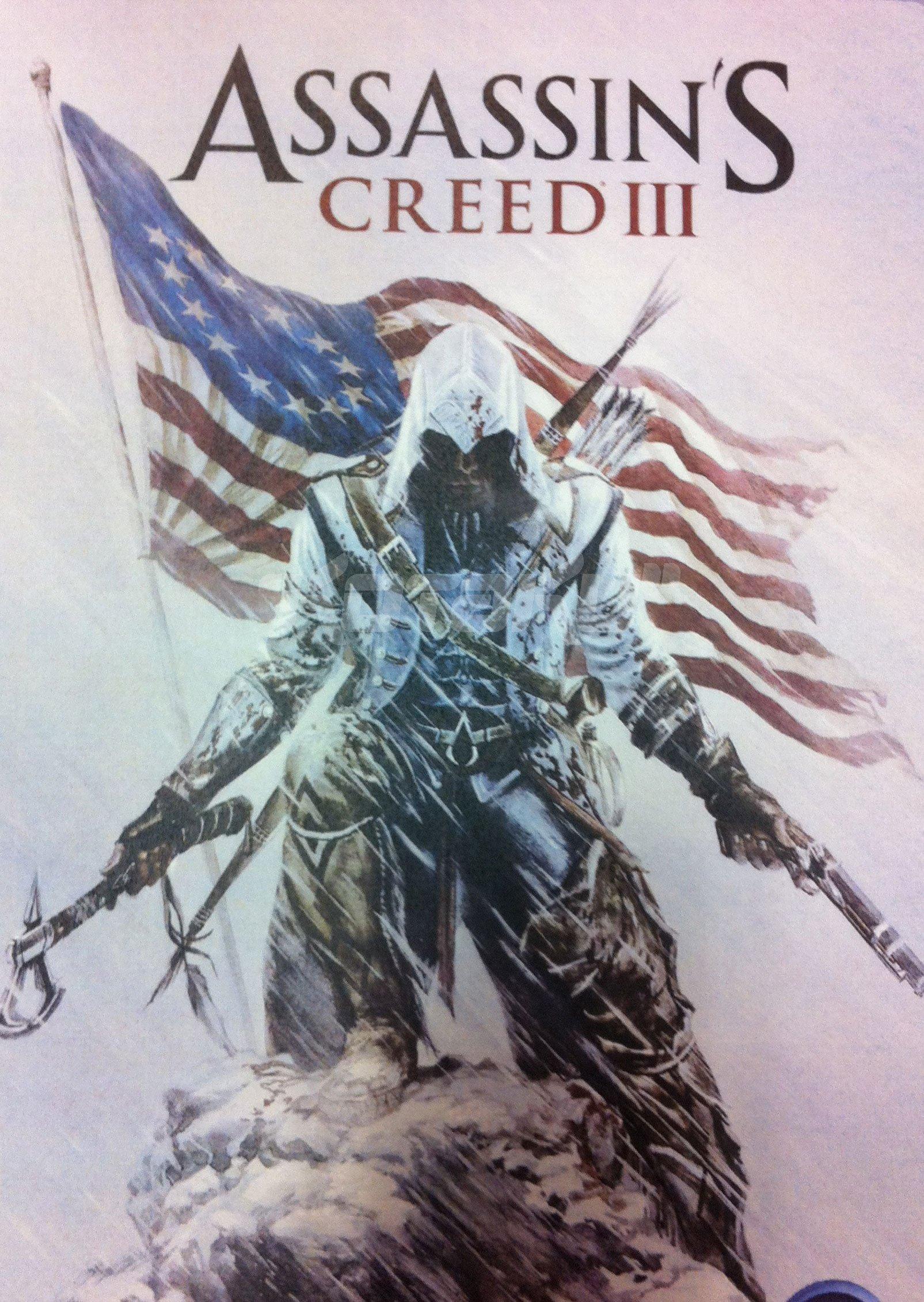В Сеть просочился первый кадр из Assassin's Creed III - Изображение 1