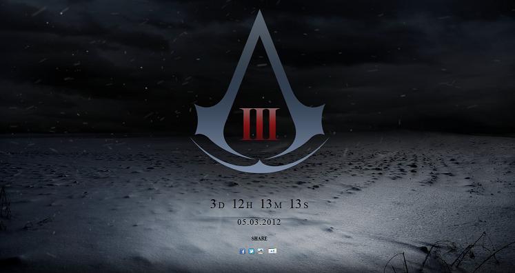 Здравствуйте же, господа!Спешу обрадовать всех, что уже через 3 дня на официальном сайте Assassin's Creed должен сос ... - Изображение 1