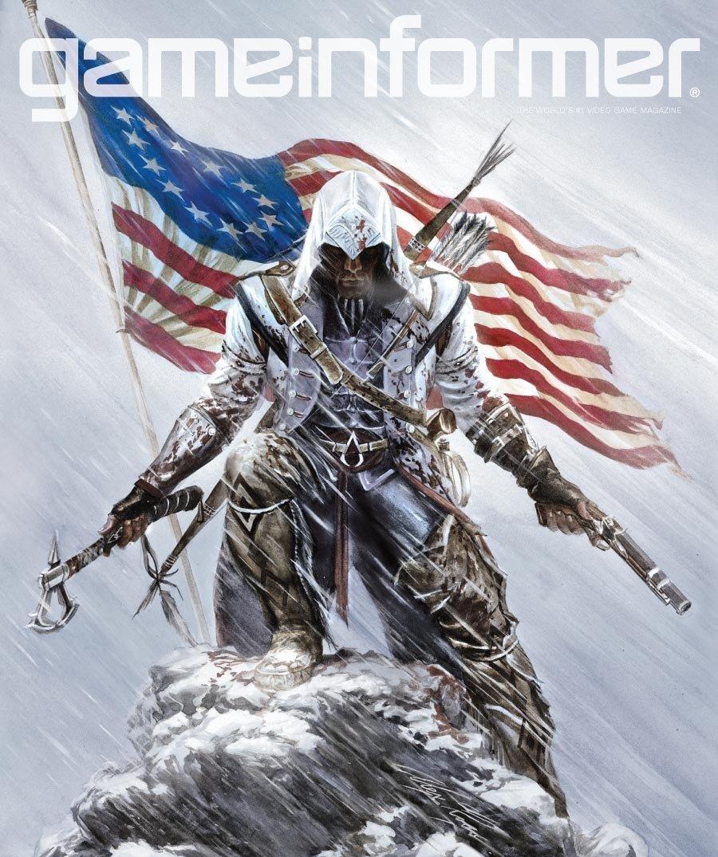 Опубликованы обложки журнала GameInformer.Похоже действия игры будут проходить во время Американской революции (1775 ... - Изображение 2