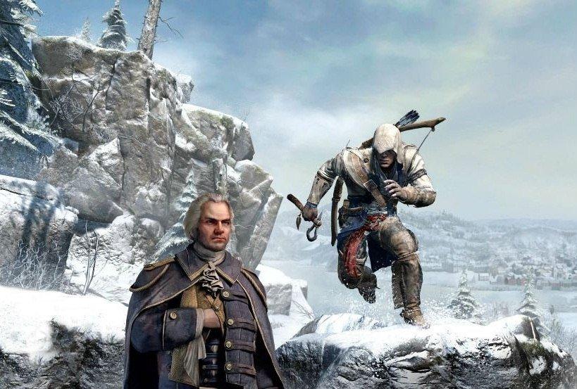 Первые кадры Assassin's Creed III были выложены в Сеть - Изображение 3